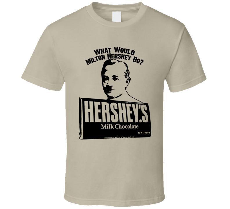 What Would Milton Hershey Do T Shirt