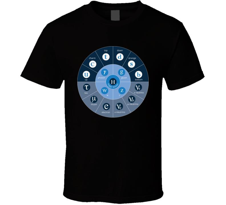 Physics Science Geek Fun Fan T Shirt