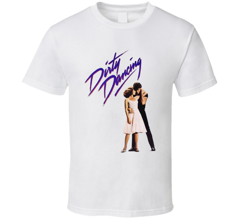 Dirty Dancing Cult Fan Love Movie T Shirt