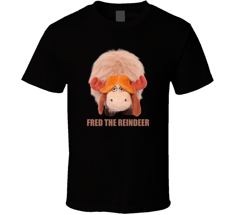 Fred The Reindeer Grinch Christmas Movie Fan T Shirt