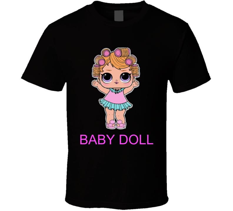 Lol Baby Doll Kids Toys Fan T Shirt