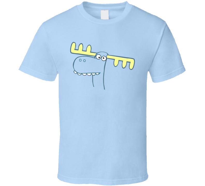 Lumpy The Happy Tree Friends Animated Tv Cartoon T Shirt