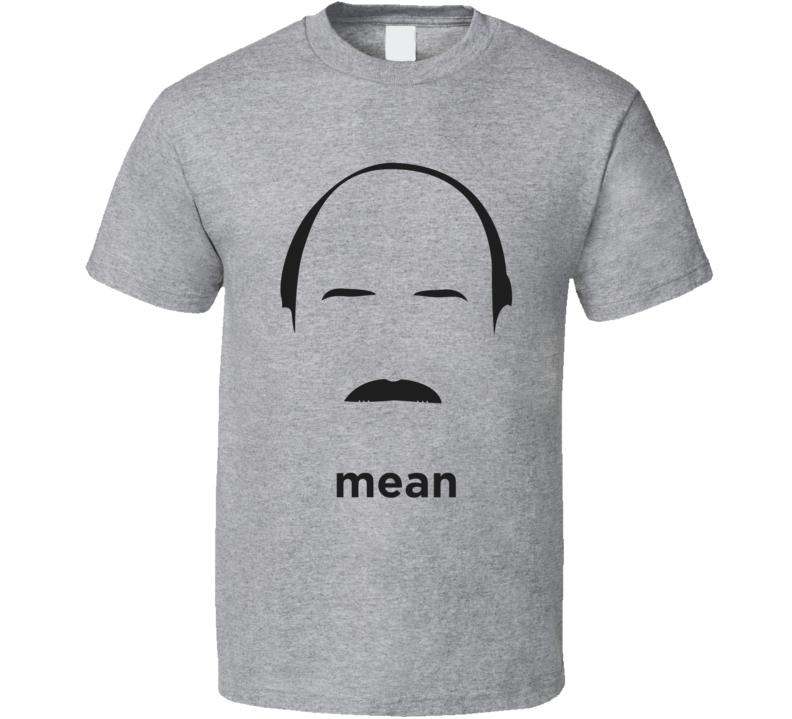 Mean Gene Okerlund Wrestling Icon Legend Fan T Shirt