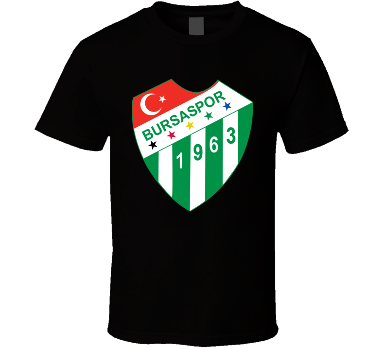 Buraspor 1963 Turkey Football Club Soccer Fan T Shirt