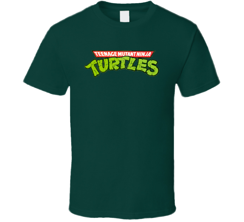 Teenage Mutant Ninja Turtles Super Hero Movie Fan T Shirt
