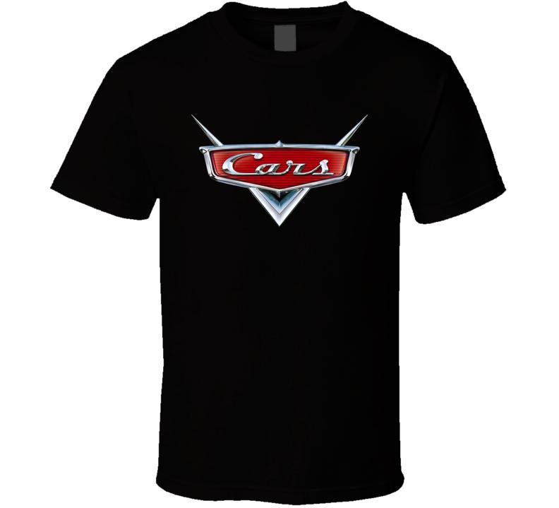 Cars Kids Movie Fan T Shirt