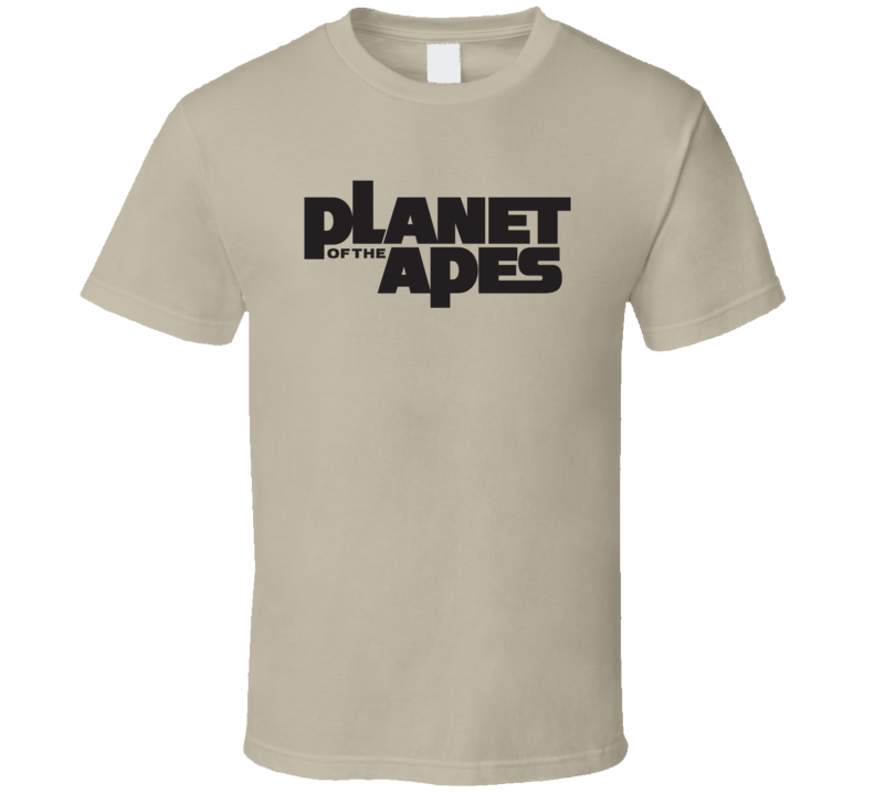 Planet Of The Apes Science Fiction Movie Fan T Shirt