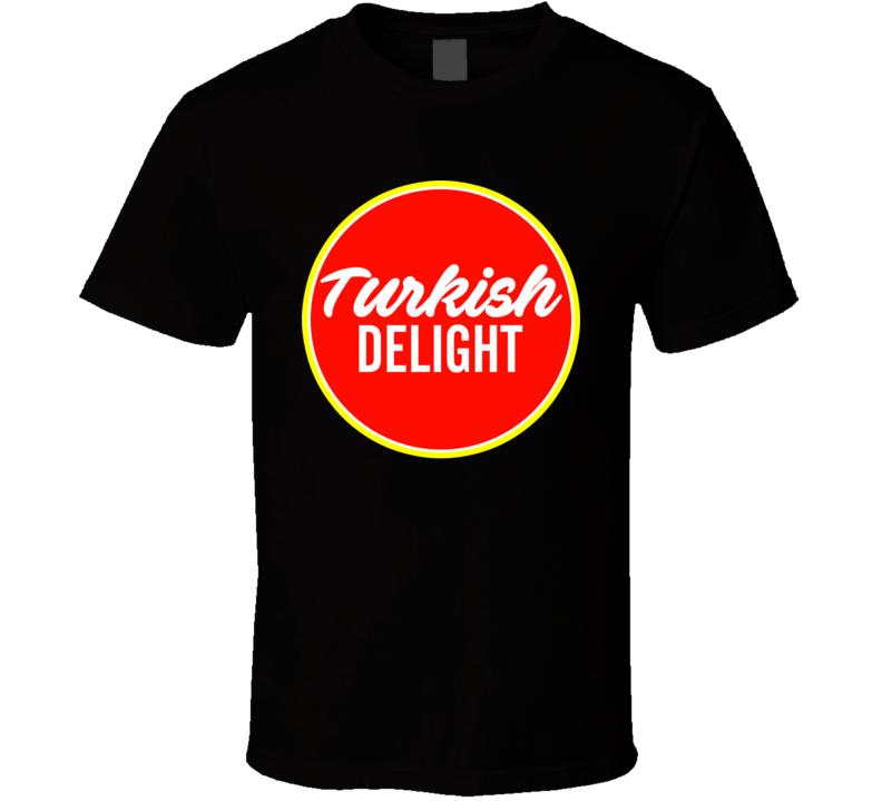 Turkish Delight Popular Candy Fan T Shirt