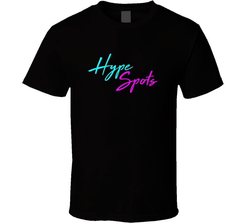 Hype Spots T Shirt