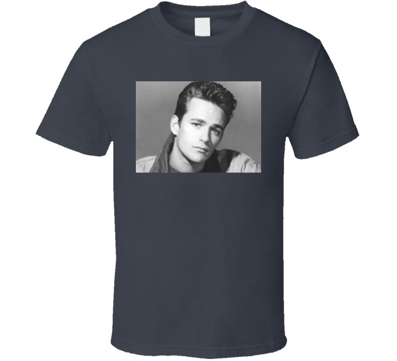 Luke Perry Riverdale 90210 Tv Star Show Fan T Shirt