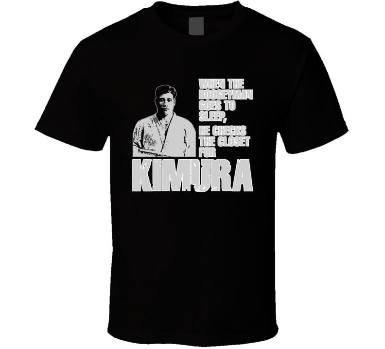 Masahiko Kimura Mma Mixed Martial Arts Legend Fight Japan T Shirt
