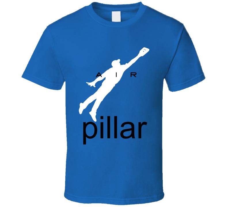 Air Kevin Pillar Toronto Baseball T Shirt