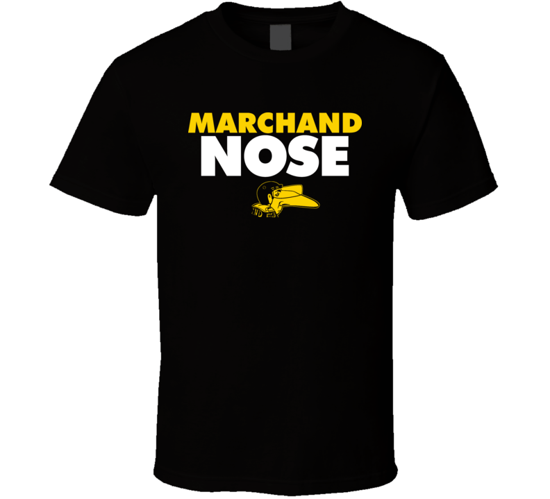 Marchand Nose  T Shirt