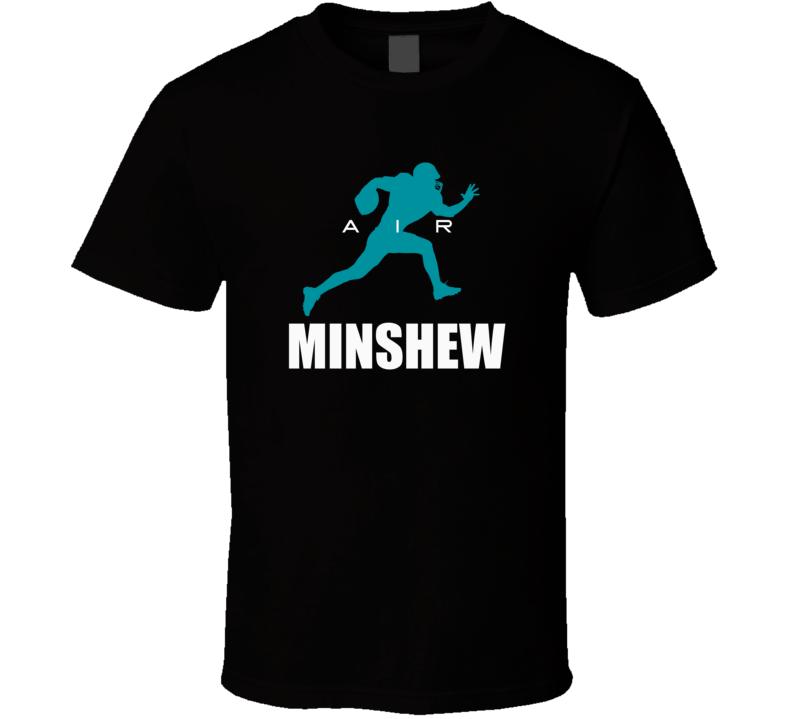 Air Gardner Minshew Jacksonville Football Quarterback T Shirt
