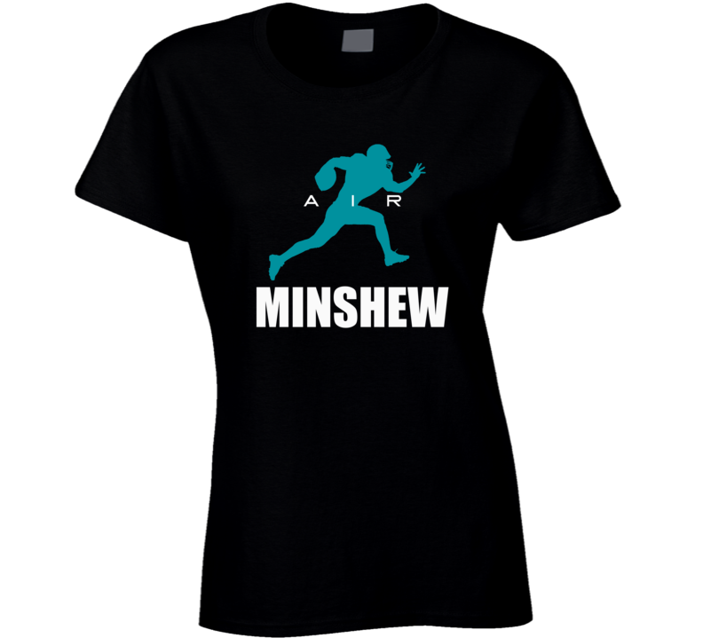 Air Gardner Minshew Jacksonville Football Quarterback Ladies T Shirt