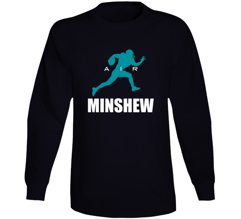 Air Gardner Minshew Jacksonville Football Quarterback Long Sleeve