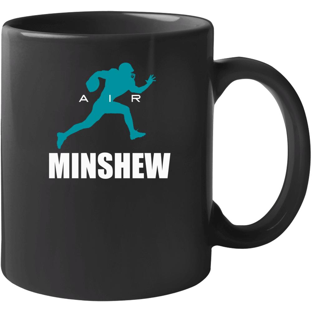Air Gardner Minshew Jacksonville Football Quarterback Mug