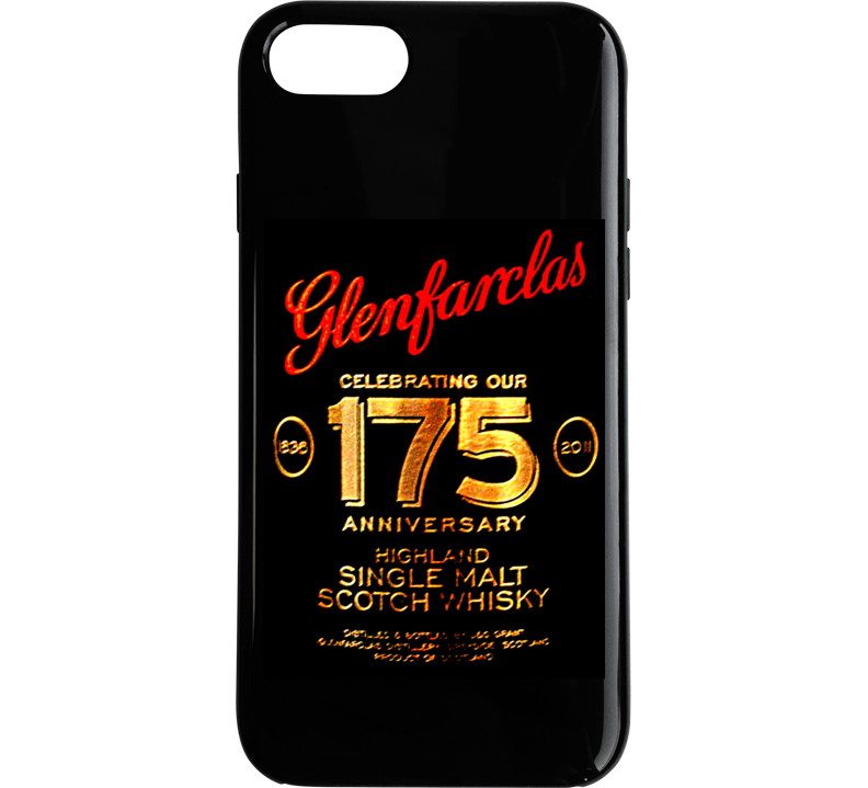Glenfarclas 175 Year 50 Scotch Whiskey Phone Case