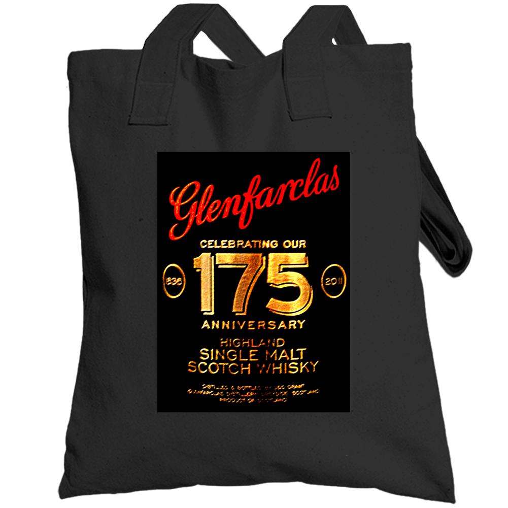 Glenfarclas 175 Year 50 Scotch Whiskey Totebag