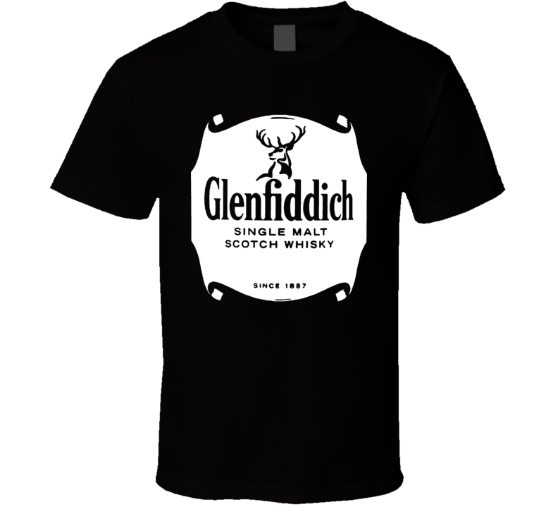 Glenfiddich Single Scotch Whisky T Shirt