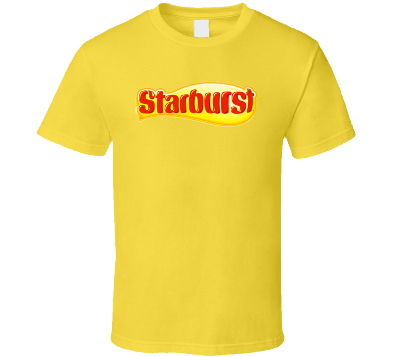 Starburst Candy T Shirt