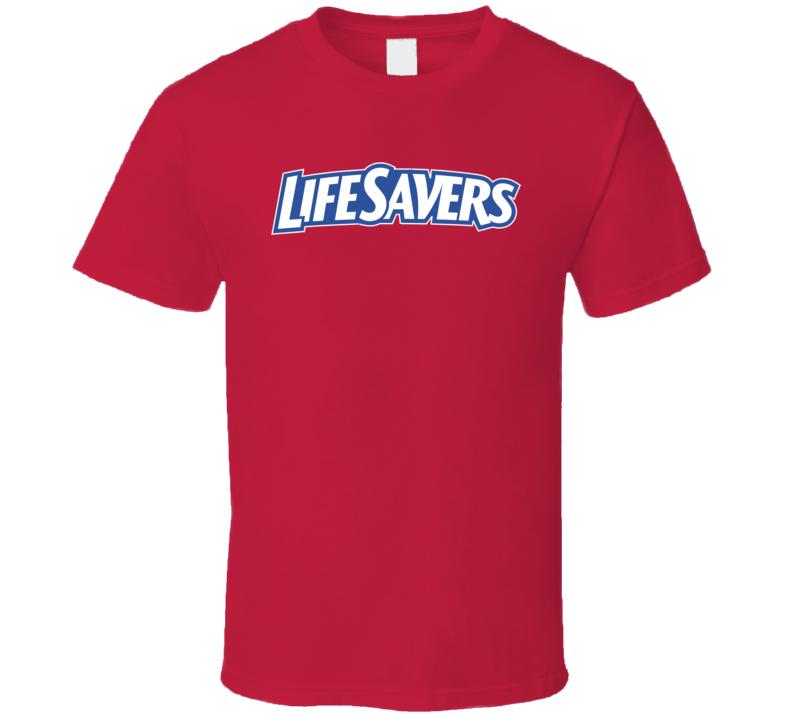 Life Savers Candy T Shirt