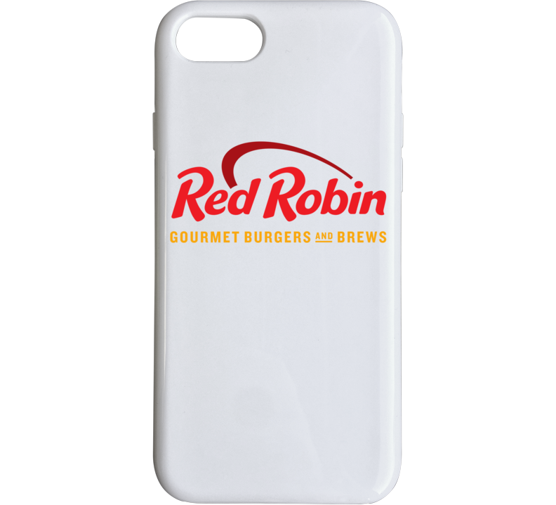 Red Robin Gourmet Burgers And Brew Phone Case