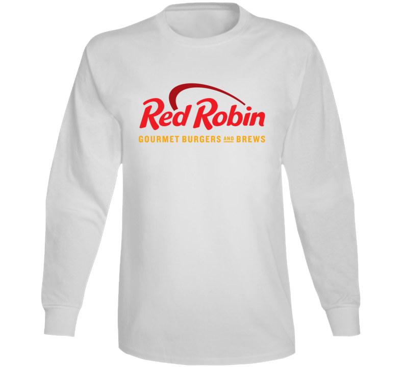 Red Robin Gourmet Burgers And Brew Long Sleeve