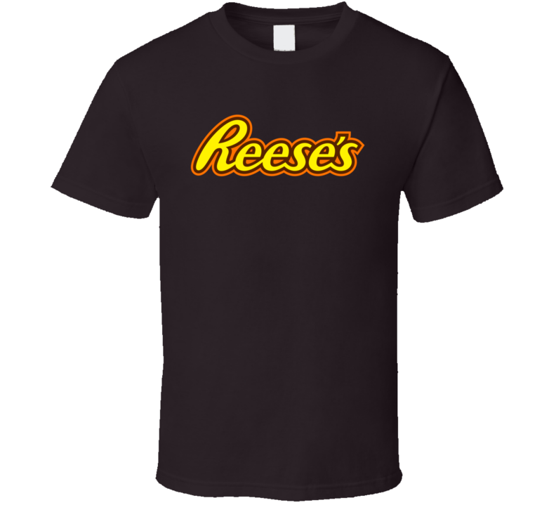 Reese's Peanut Butter  Logo T Shirt