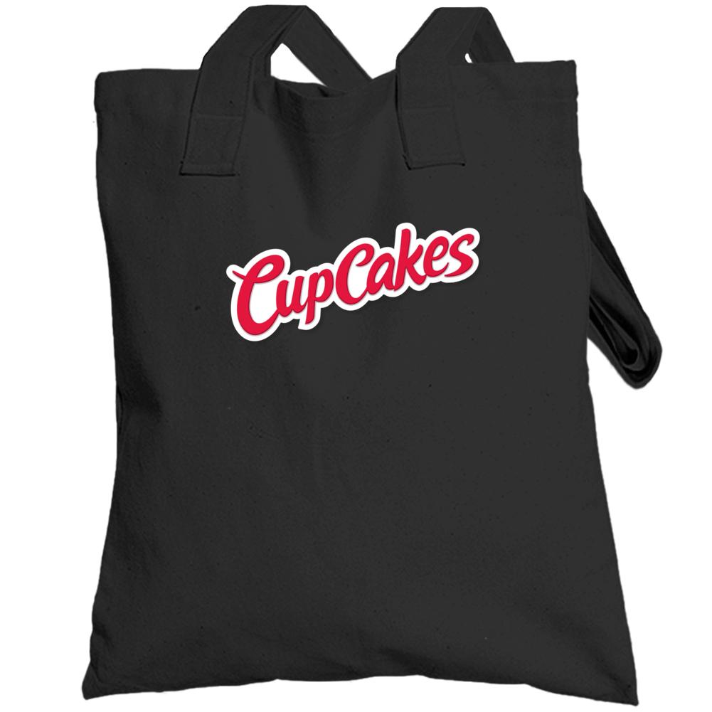 Cup Cakes Hostess Logo Totebag