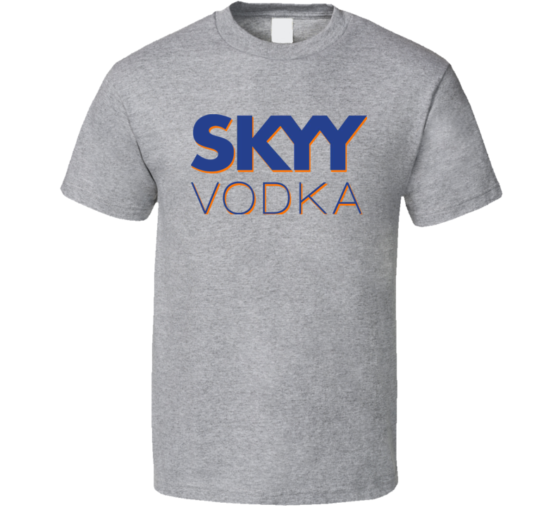 Skyy Vodka Drink, Summer Fresh Cool T Shirt