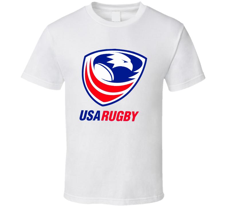 Usa Rugby T Shirt