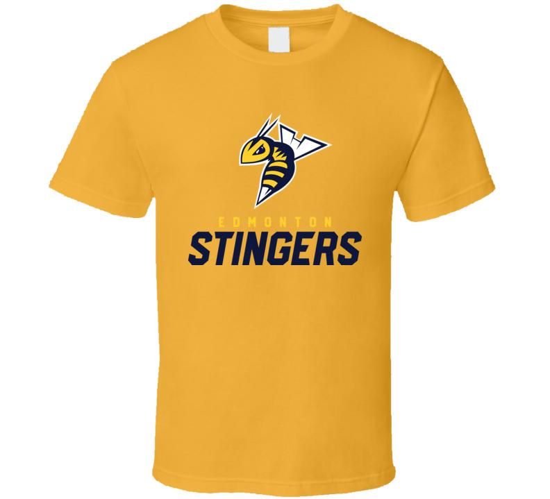 Edmonton Stingers Canadian Elite Basketball League T Shirt