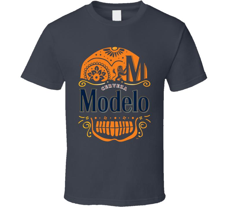 Cerveza Modelo Beer Logo T Shirt