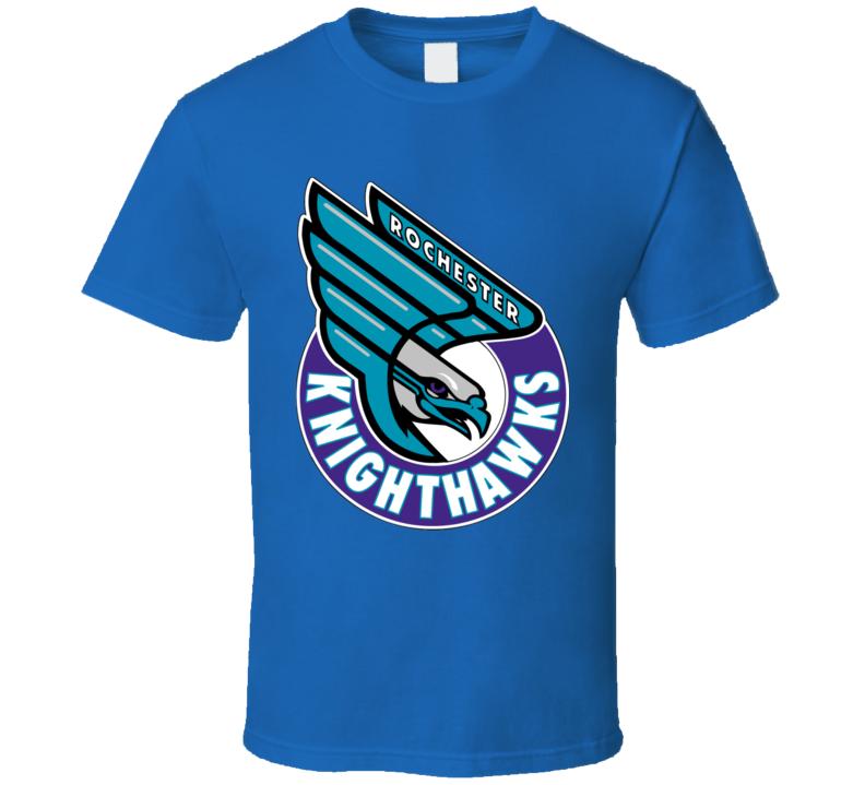 Rochester Knighthawks Lacrosse Team Logo T Shirt