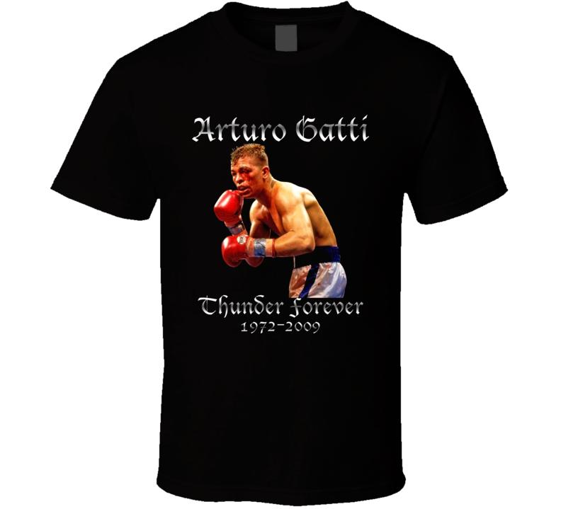 Arturo Gatti Boxing Tribute T Shirt