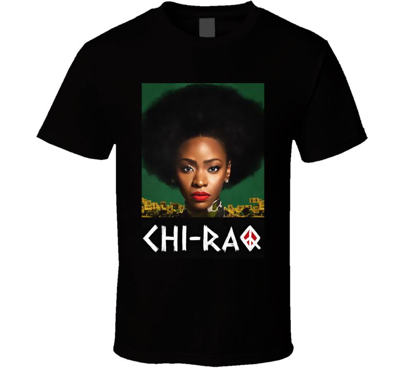 Chiraq Movie  Fan T Shirt