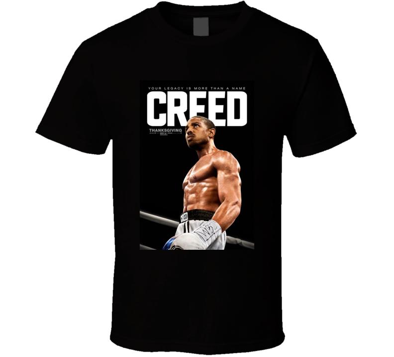 Creed Movie  Fan T Shirt