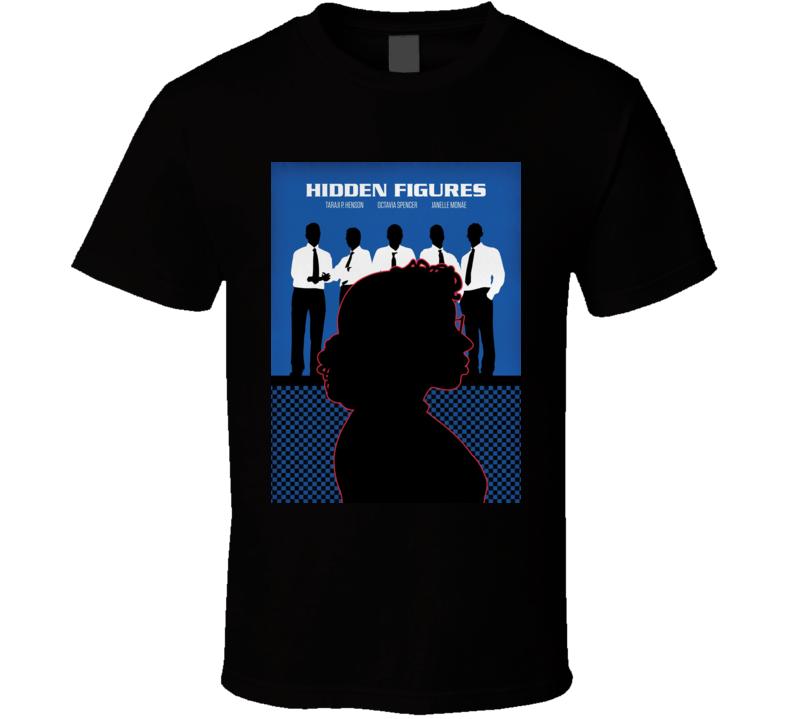Hidden Figures Movie  Fan T Shirt