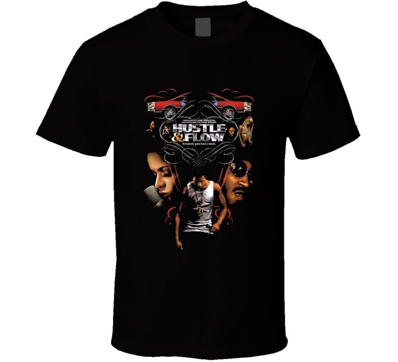Hustle And Flow Movie  Fan T Shirt