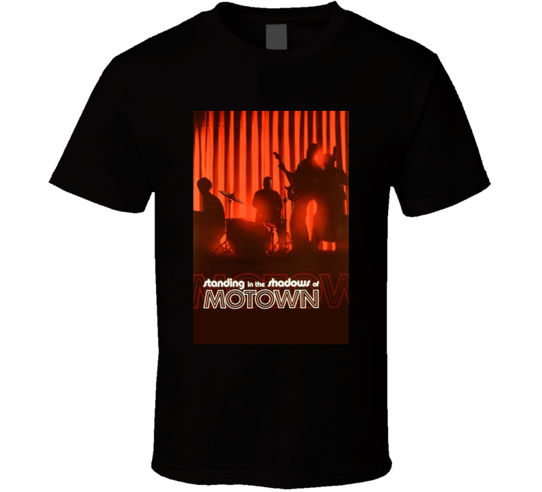 Standing In The Shadows Of Motown Movie  Fan T Shirt