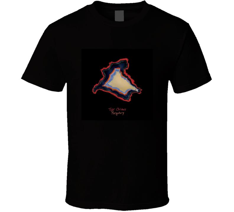Purgatory Top Country Album Music Lovers T Shirt