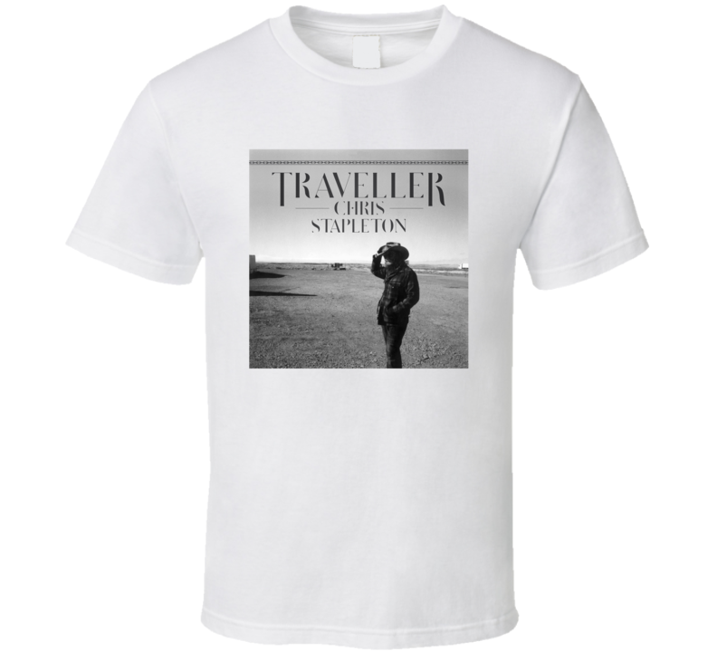 Traveller Top Country Album Music Lovers T Shirt