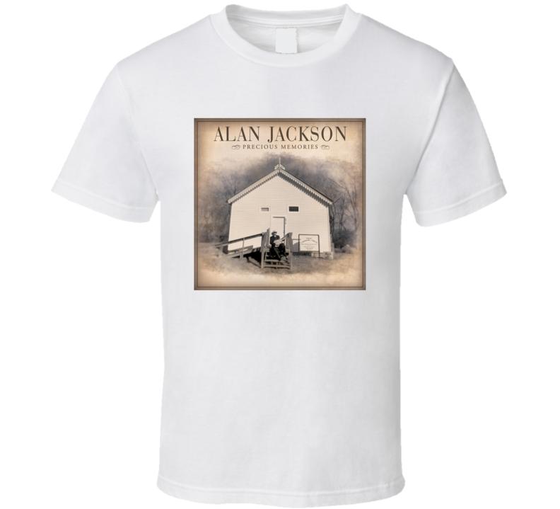 Precious Memories Top Country Album Music Lovers T Shirt