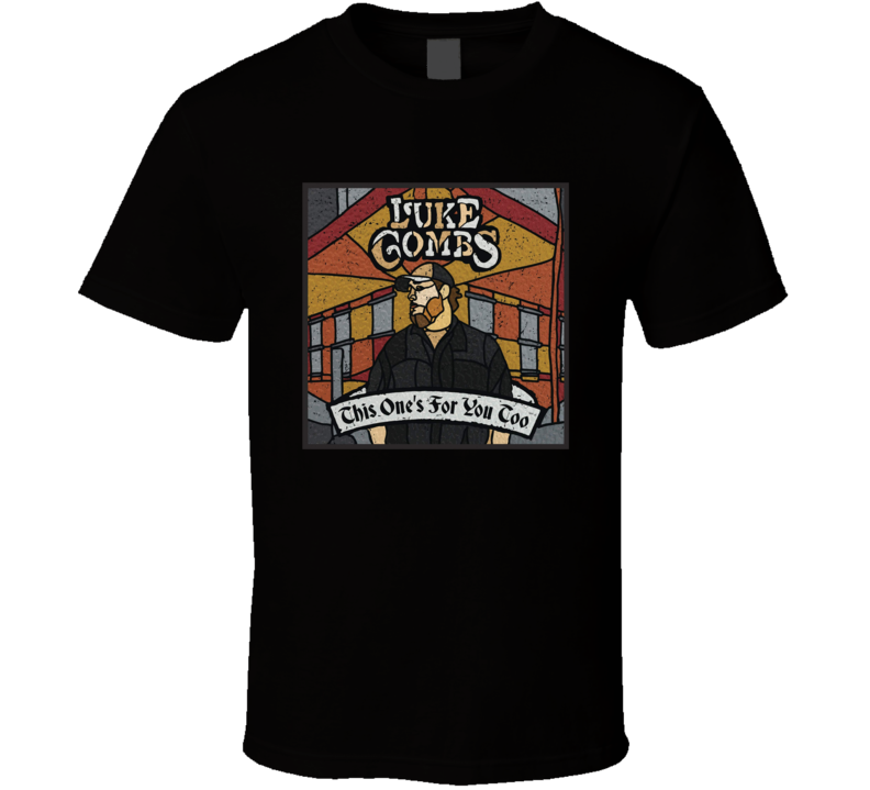 This One's For You Too Top Country Album Music Lovers T Shirt