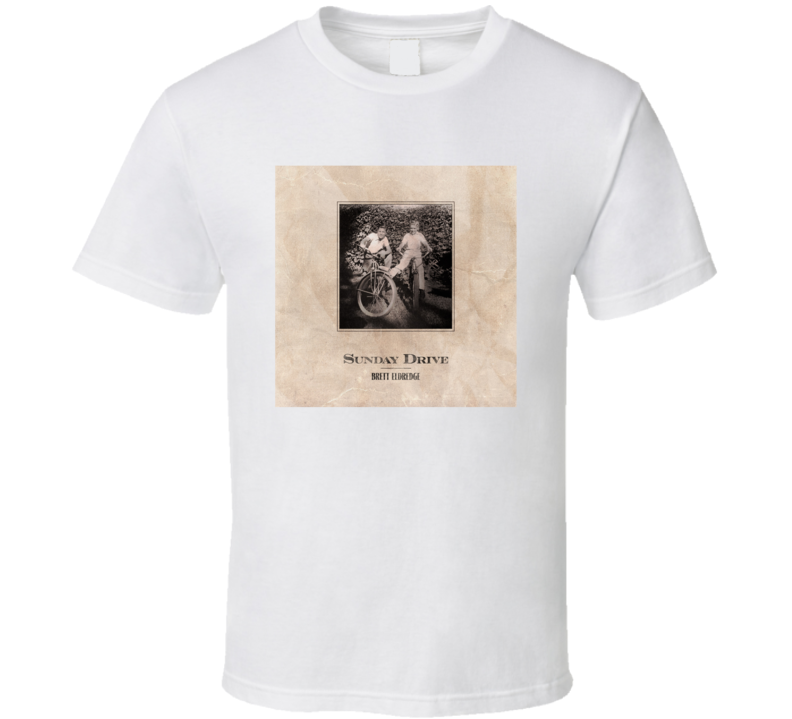 Sunday Drive Top Country Album Music Lovers T Shirt