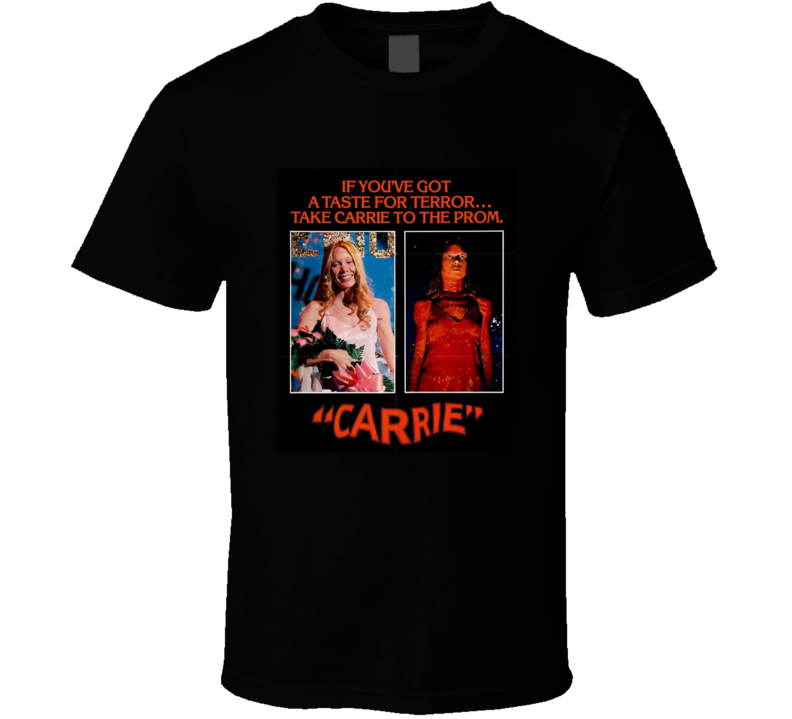 Carrie Greatest Halloween Movie Fan T Shirt