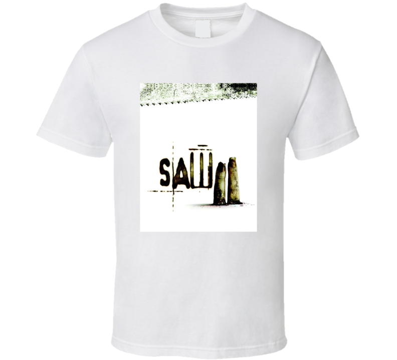 Saw 2 Greatest Halloween Movie Fan T Shirt