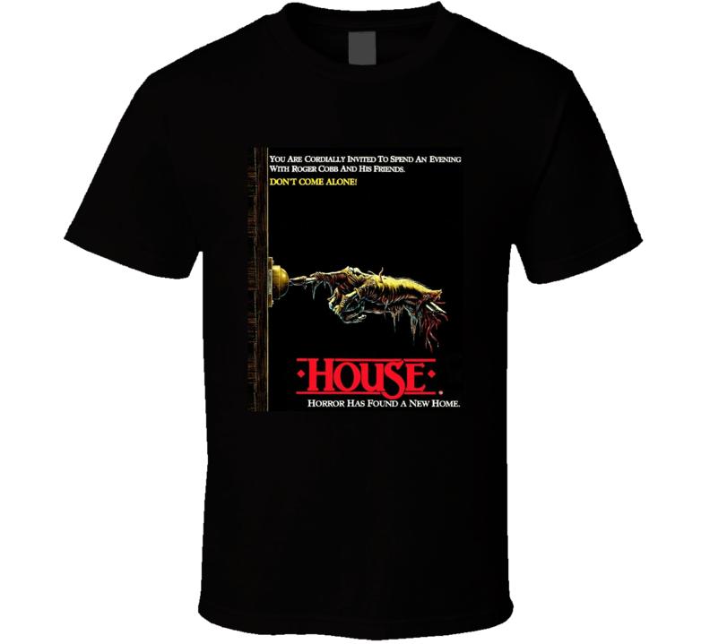 House Greatest Halloween Movie Fan T Shirt