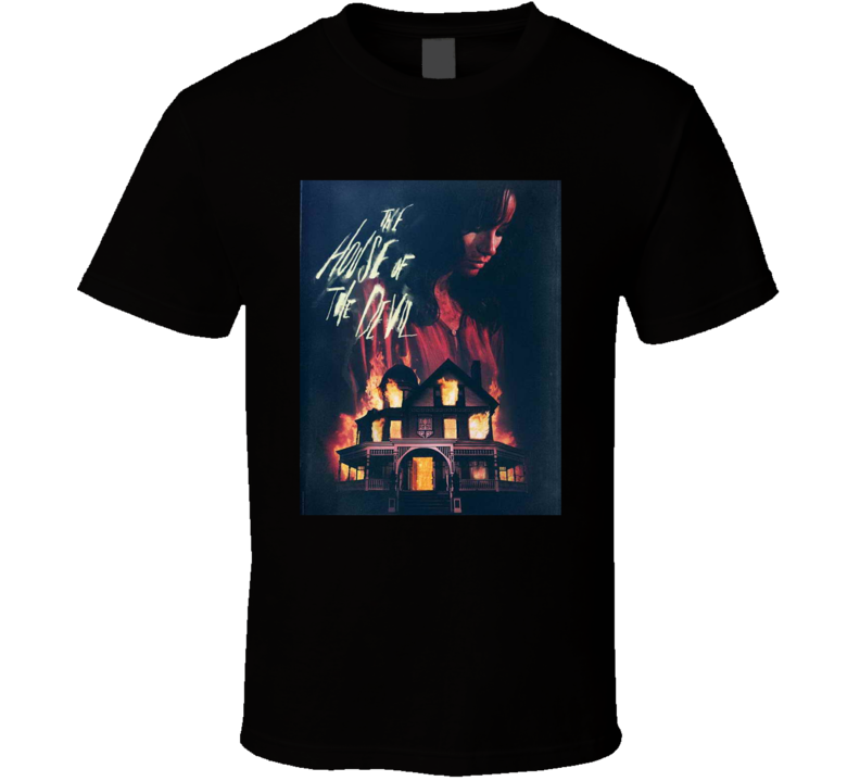 The House Of The Devil Greatest Halloween Movie Fan T Shirt